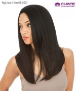 New Born Free Human Hair Blend - Magic Lace U-Shape MLUH107