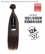 Sensationnel  Bare & Natural 12A Virgin Human Hair Weave - Straight  22""
