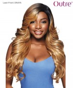 Outre Synthetic Lace Front Wig - DRAYA