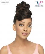 Vivica Fox Synthetic Bun With Sweft Bang - BPB FATOU