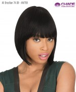 New Born Free Human Hair Full Wig - Ali Brazilian 7A 08 - AW708