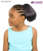 New Born Free Hair Piece - Kids Ponytail KP01