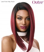 Outre Synthetic Lace Front Wig BLUNT CUT - TALIA