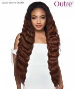 Outre Synthetic Half Wig  Quick Weave - DANNA