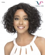 Vivica Fox Remi Human Hair Invisible Side Part Lace Front Wig - IRINA