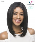 Vivica Fox Remi Human Hair Invisible Center Part Wig - LYON