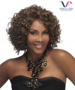 Vivica Fox Full Wig OPRAH-2 - Synthetic Stretch Cap Full Wig