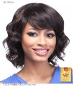 It's a wig Human Hair Full Wig - ERENA