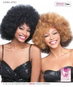 It's a wig Synthetic Full Wig - JUMBO AFRO