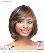 It's a wig Futura Synthetic Quality Full Wig - Q-CINNAMON