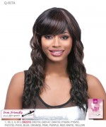 It's a wig Futura Synthetic Quality Full Wig - Q-RITA
