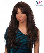 Vivica Fox Full Wig WP-LIZZY - Futura Synthetic Weave Cap Full Wig