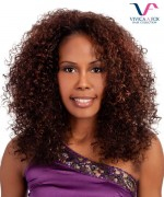 Vivica Fox Half Wig HW-KARA - Synthetic Express Half Wig