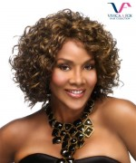 Vivica Fox Half Wig HW370 - Synthetic Express Half Wig