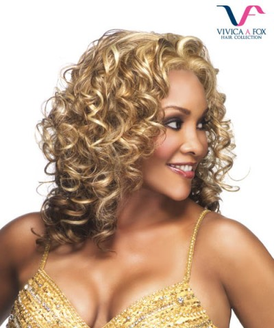 Vivica A. Fox CANDI Lace Front Wig