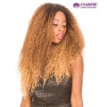 New Born Free Synthetic Lace Front Wig - Magic Lace Deep Part MLD 04