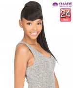 New Born Free Synthetic Ponytail - BANG + PONY STRAIGHT 24""
