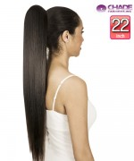 New Born Free Human Hair Blend  Ponytail & Buns - PSTH 22