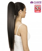 New Born Free Human Hair Blend Ponytail & Buns - PSTH 30