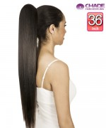 New Born Free Human Hair Blend Ponytail & Buns - PSTH 36