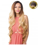 It's a wig 100% Human Hair Blend 360 Circular Frontal Lace Wig - LACE ADIRA