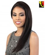 Motown Tress Lace Front Wig Wig HPSLK.SOLO - 100% Human Hair Persian Silk   Lace Front Wig Wig