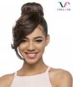 Vivica Fox Synthetic Bun With Sweft Bang - BPB RENELL