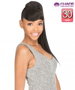 New Born Free Synthetic Ponytail - BANG + PONY STRAIGHT 30