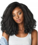 Sensationnel  Synthetic Half Wig - Instant Weave Curls Kinks & Co - RAIN MAKER