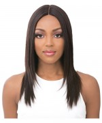 It's a wig Human Hair  6 inch Deep Lace Part Wig - HH AISLEY