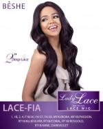 BESHE LACE FIA - SYNTHETIC Lace Wig