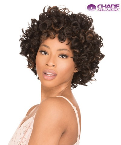 New Born Free Synthetic Half Wigs - New Born Free Cutie Collection-CT148