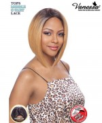 Vanessa Synthetic Middle C Lace Part Wig - TOPS MC LEJIN