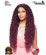 Vanessa Synthetic Deep Middle Lace Part Wig - TOPS DM ALANTA