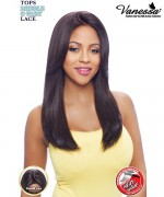 Vanessa Synthetic Middle C Lace Part Wig - TOPS MC AJEE