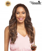 Vanessa  Human Hair Blend 360 Full Lace Lace Front Wig - T30HB CIRCA