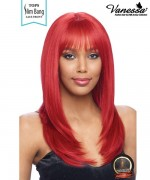 Vanessa Synthetic Tops Slim Bang Lace Front Wig - TBANG IKON