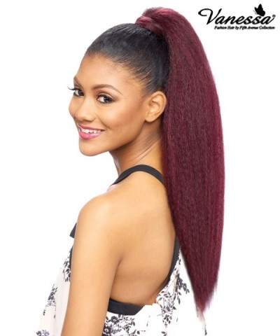 Vanessa Synthetic Drawstring Ponytail - DTB BRAVA