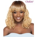 Outre Synthetic Quick Weave Complete Cap - ALESSIA