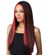 It's a wig Synthetic Lace Center Part  Lace Front Wig - KAHLO
