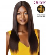 Outre 100% Human Hair  The Daily Wig - STRAIGHT V CUT 22""