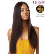 Outre 100% Human Hair The Daily Wig - STRAIGHT V CUT 26""