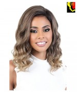 Motown Tress Synthetic Curlable  Full Wig - RIRI