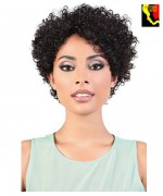 Motown Tress 100% Human Hair Persian 360 Lace Front Wig - HPR. ADEN
