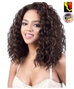 Motown Tress Synthetic Let's Lace Lace Front Wig - L. CAPREE