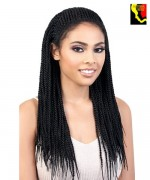 Motown Tress Synthetic Let's Lace Wig - L. LARDASI