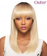 Outre Human Hair Blend Full Wig - &PLAY - EFFIE