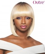 Outre Human Hair Blend Full Wig &PLAY - EVIE