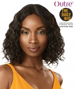 Outre 100% Human Hair The Daily Wig - CURLY BOB 12