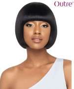 Outre Human Hair Duby Wig - BOB FRINGE